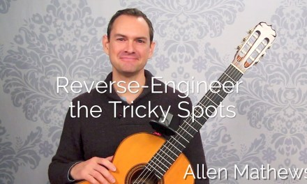 Play Clean Guitar: Reverse Engineer the Tricky Spots