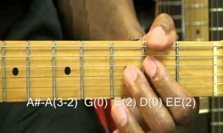 Earth Wind And Fire Shining Star How To Play On Guitar Funky Friday R&B Lesson