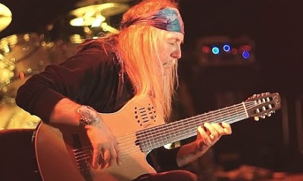 Uli Jon Roth Incredible Acoustic Guitar Solo – Live 2015
