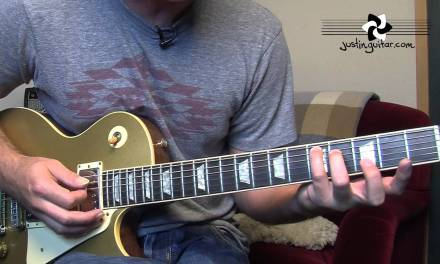 How to play All Right Now by Free (Rock Guitar Lesson SB-316)