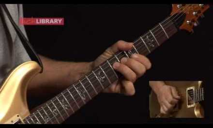 Electric Blues Guitar Lessons In 6 Weeks with Stuart Bull Licklibrary