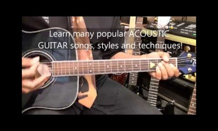 EricBlackmonMusic YouTube Guitar Tutorial Directory & Lesson Finder