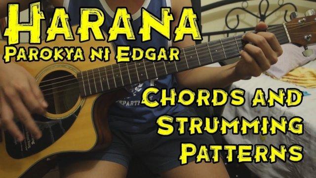 Harana – Parokya ni Edgar – Guitar Tutorial/Lesson (includes Chords ...