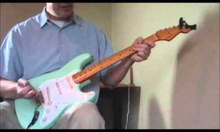 Classic Blues Guitar Licks Lesson #4  Magic Sam
