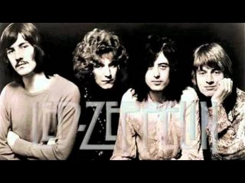 How To Play RAMBLE ON Led Zeppelin Tutorial On Acoustic Guitar ...