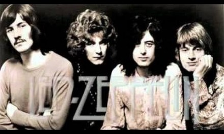 How To Play RAMBLE ON Led Zeppelin Tutorial On Acoustic Guitar STANDARD TUNING