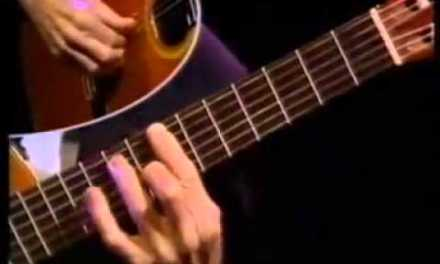 Have to love this Contemporary Acoustic Jazz Guitar Lesson by Charlie Byrd
