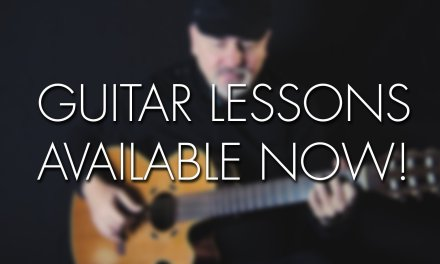 Guitar Lessons with Igor Presnyakov available now!
