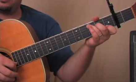 Beatles – Norwegian Wood – How to Play on Acoustic Guitar Lessons