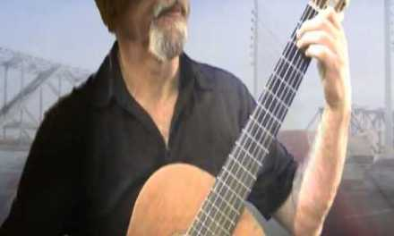 San Francisco(Scott McKenzie)Arranged for Classical Guitar By: Boghrat