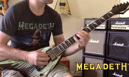 Megadeth – Holy Wars… All Guitars Cover (No Backing Track)