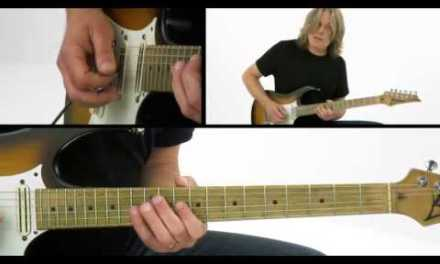 Andy Timmons Guitar Lesson – #3 Tension & Release – Electric Expression