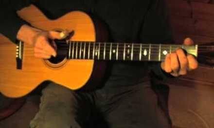 EZ Fingerpicking Blues Lesson for Beginners – Free TAB – Goodmorning Blues