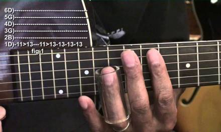 Low Down Dirty Dog Blues SON HOUSE Part 1 Open G Slide Blues Guitar Lesson