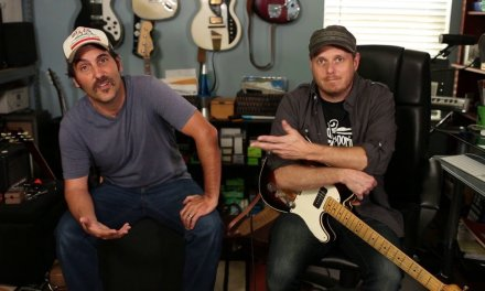 Learn To Play Delta Blues With Top Nashville Session Guitarist Rob McNelley – Guitar Lesson