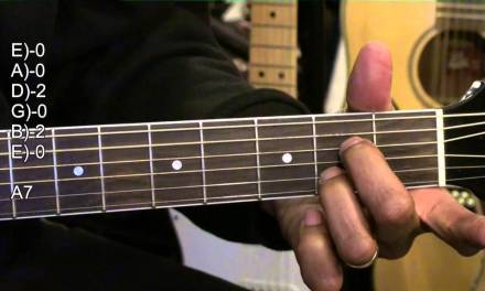 Guitar Chord Form Tutorial #258 Chords Shapes In Style Of Ed Sheeran Lesson EricBlackmonMusicHD