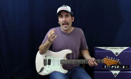 Adding Feel To Your Rhythm Playing – Guitar Lesson – How To Sound More Professional