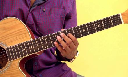 How To Play – C Major Scale (6th String) – Guitar Lesson For Beginners