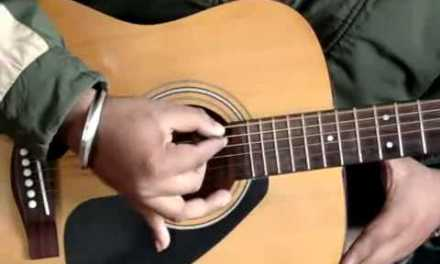 Day 1 of Day 8: Learn Online Acoustic Guitar Lessons in 8 Days