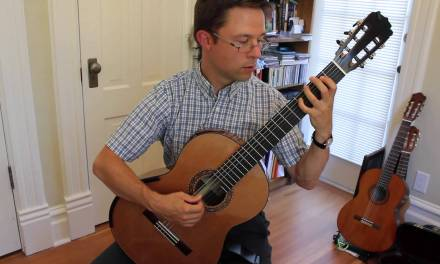 Lesson: Beginner Slur Exercise for Classical Guitar