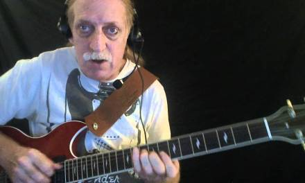 """How to Play """"My Babe"""" – Blues Guitar Lesson – Red Lasner"""