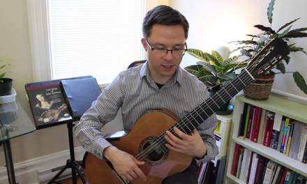 Lesson: E-flat Major Scales for Classical Guitar