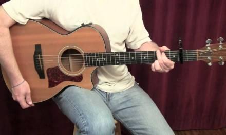 "Justin Bieber ""Mistletoe"" Guitar Tutorial Chords (HOW TO PLAY)"