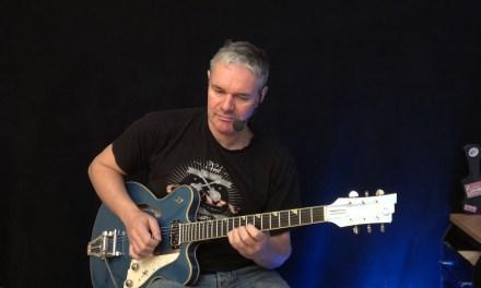 Smooth Latin Jazz Licks ( Dm ) – Guitar Lesson
