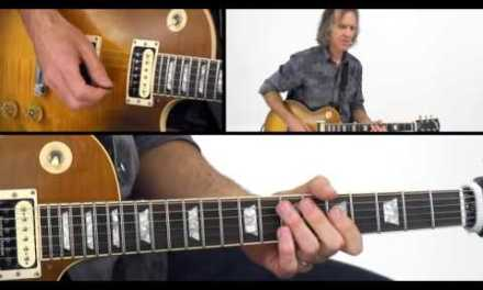 Classical Concepts – #18 Hammer-Ons 2 – Rock Guitar Lesson – Dave Celentano
