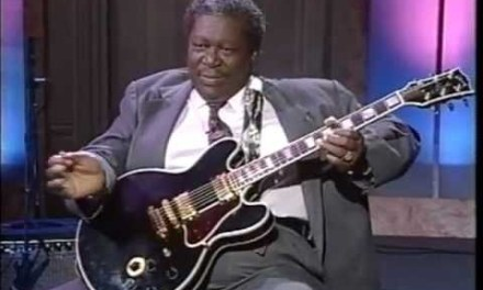 BB King – Guitar Lesson – BB's Vibrato, Bending and Stretching with BB