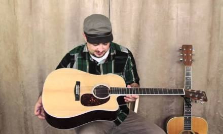 Martin Acoustic Guitars – Marty Schwartz Guitar Lessons Gear Overview: Acoustic Guitars
