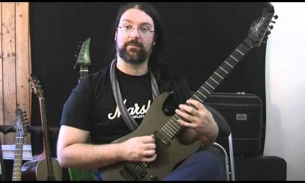 Rock Guitar Aeolian Scale Lesson
