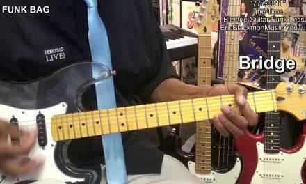 777-9311 The TIME Funk Guitar Lesson Tutorial FunkGuitarGuru Funk