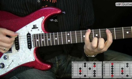 """Pentatonic Guitar Lesson: """"Triplet Exercise using the 5 Shapes"""" – Easy to Intermediate"""