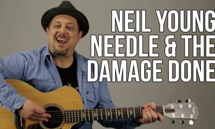 How To Play Neil Young – Needle And The Damage Done