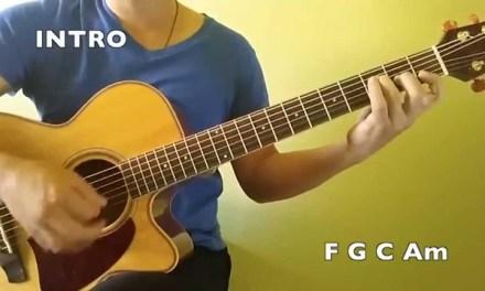Rude – Magic! – Easy Chords Guitar Tutorial (No Capo)