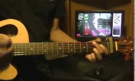 David Guetta Showtek Ft. Vassy BAD Guitar Lesson EricBlackmonMusic YouTube