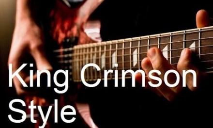 Prog Rock Ballad Guitar Backing Track – In D Minor