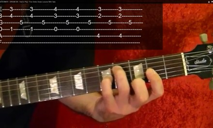 Guitar Lesson – METALLICA – FOR WHOM THE BELL TOLLS ( 1 of 3 )