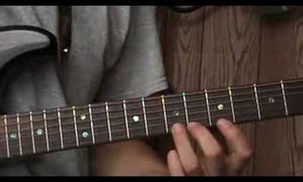 Jazz R&B Pentatonic Guitar lesson