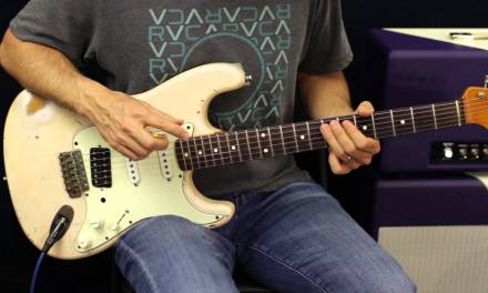 Free Jam Track – E Blues – Mixing Major And Minor Pentatonic Scales – How To Solo – Guitar Lesson
