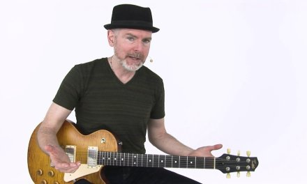 Chord Tone Soloing – Bird Out Overview – Guitar Lesson – Jeff McErlain