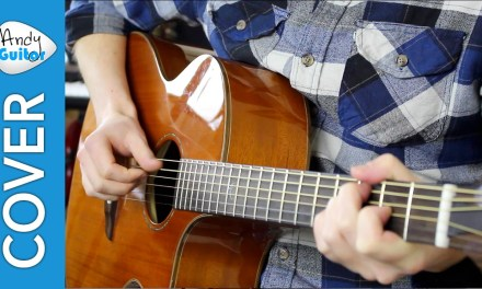 Beauty And The Beast – Fingerstyle Guitar Cover