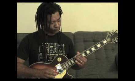 Lead Guitar Lesson: HARMONIC MINOR