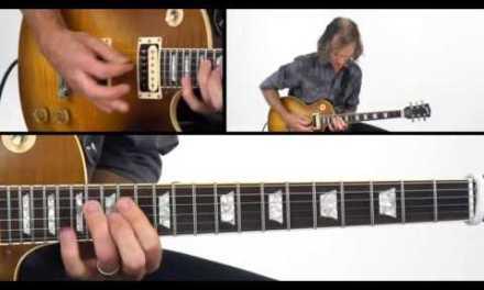 Classical Concepts – #49 Prelude C Minor – Rock Guitar Lesson – Dave Celentano