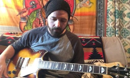 Funky guitar lesson partial chords and rhythm melody