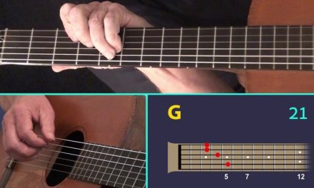Willie Nelson's 'Crazy' – A fingerstyle guitar lesson.