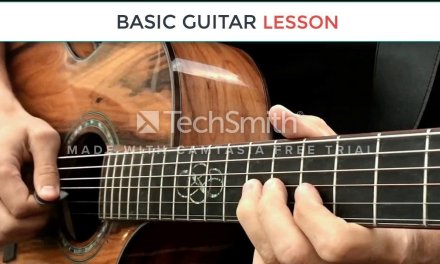 guitar lesson major scales
