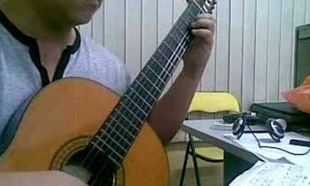 Classical Guitar, chinese mountain song