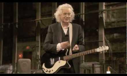 KASHMIR chords -Jimmy Page, Jack White, & Edge